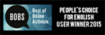 BOBS Awards - Best of Online Activism
