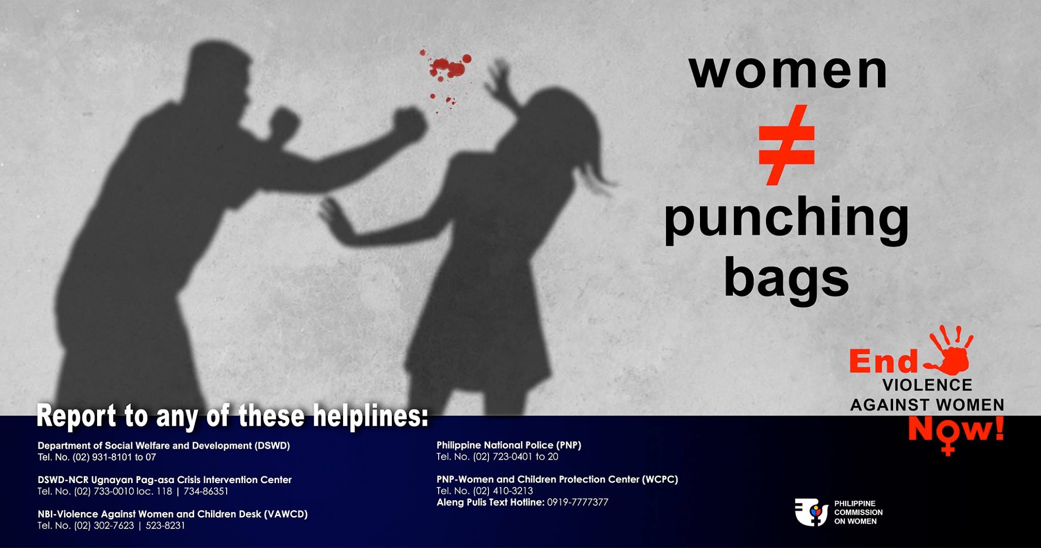 POSTER - PHILIPPINE COMMISSION ON WOMEN