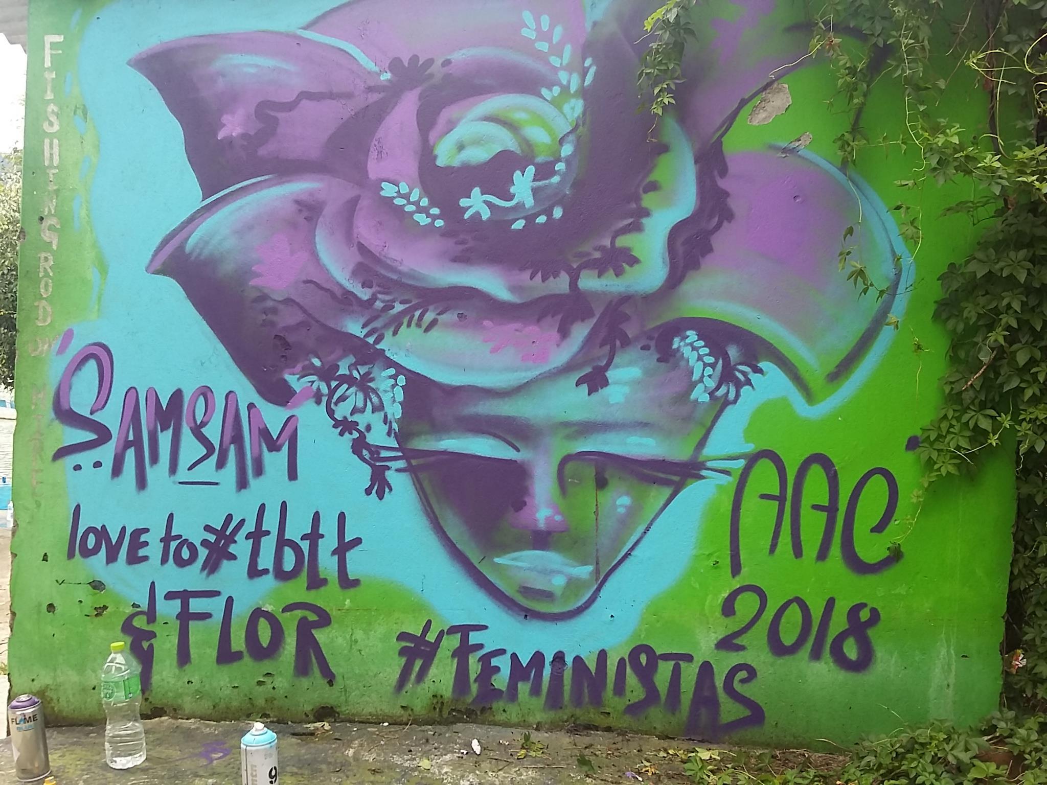 graffiti tbtt