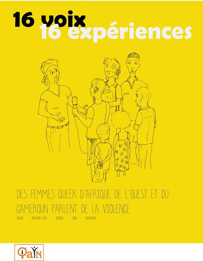 16 voix, 16 experiences