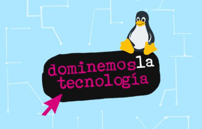 Logo y pinguino