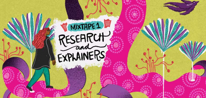 Research and Explainers