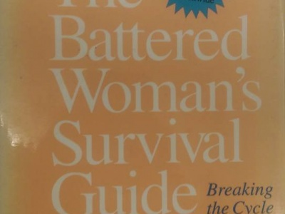 Book entitled The Battered Women's Survival Guide