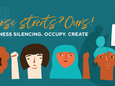 Take Back the Tech! 2019 Campaign - Witness Silencing. Occupy. Create